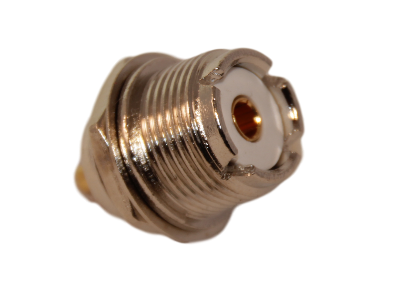PL connector chassic deel rond