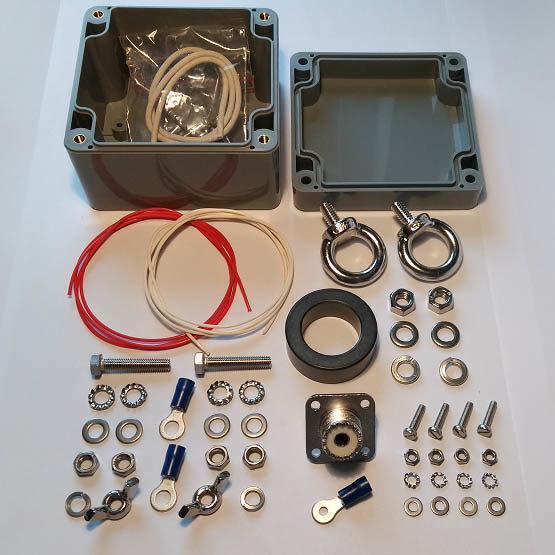 Balun zelfbouw kit