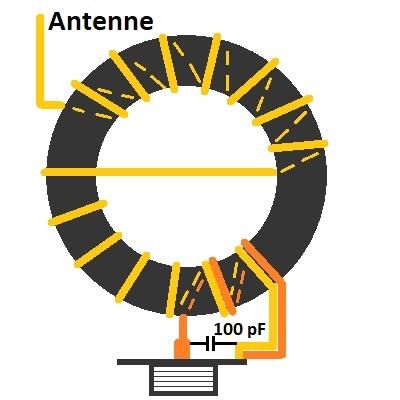 End_fed_Impedance_transformer