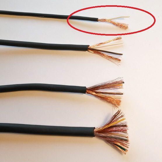 interface kabel 1 ader