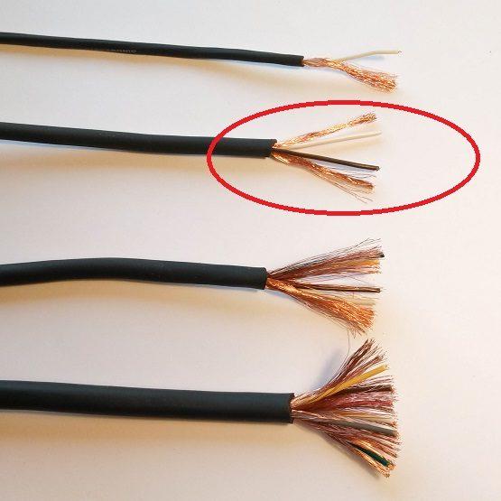 Interface kabel 2 aders