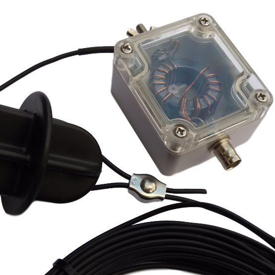 10/(15)/20/40 Mini Endfed antenne kit