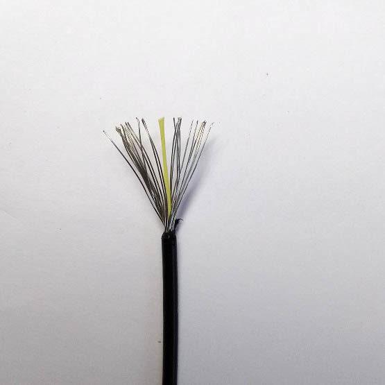 Koper/Kevlar antenne litze