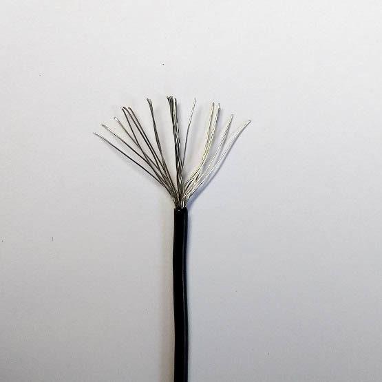 Koper/RVS Antenne Litze