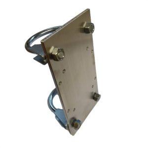 Bevestigingsplaat voor 82x80x55mm behuizing