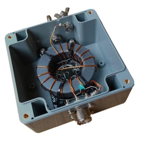 10/20/40 endfed antenne kit 250 Watt