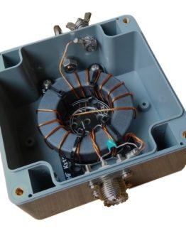 10/(15)/20/40/80 Endfed antenne kit 250 Watt